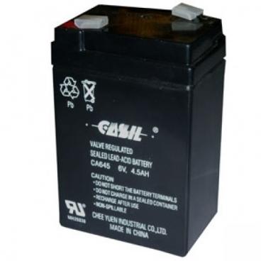 Casil CA645 6V 4,5Ah