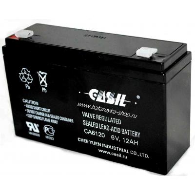 Casil CA6120 6V 12Ah
