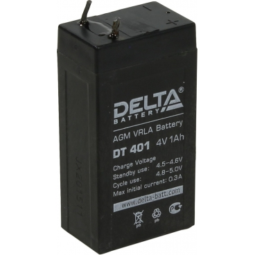 Delta DT 401 4V 1Ah