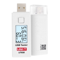 USB Тестер UNI-T UT658