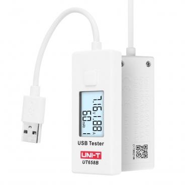 USB Тестер UNI-T UT658B