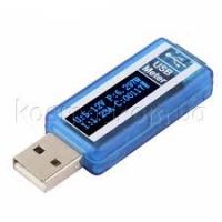 """USB тестр с 0.91"""" OLED экраном"""