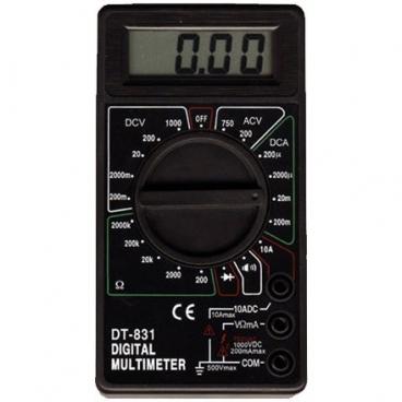 Цифровой мультиметр DT831