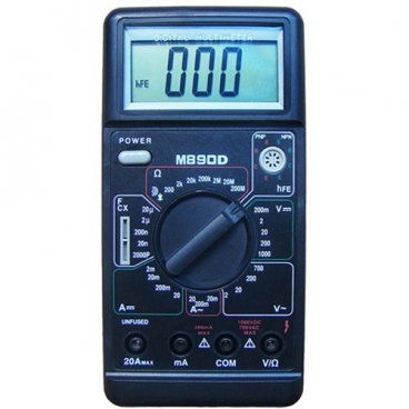 Цифровой мультиметр DT 890D