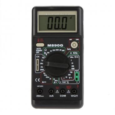 Цифровой мультиметр DT 890G